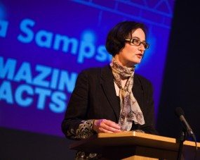Image of Fiona Sampson