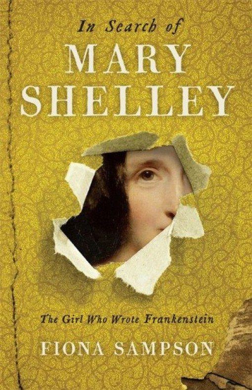 Book Cover: The Girl Who Wrote Frankenstein by Fiona Sampson